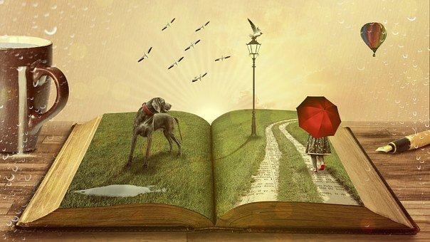 Escribir un cuento es como vivir la vida