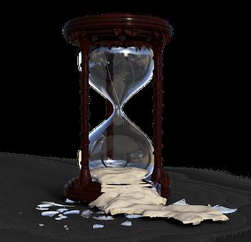 Como si el reloj perdiera tiempo