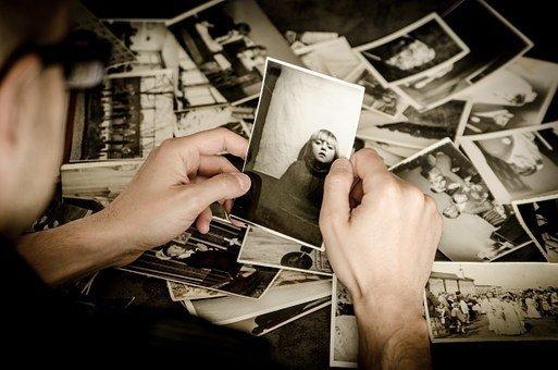 Cambiar el pasado es como modificar un álbum de fotos de tu vida