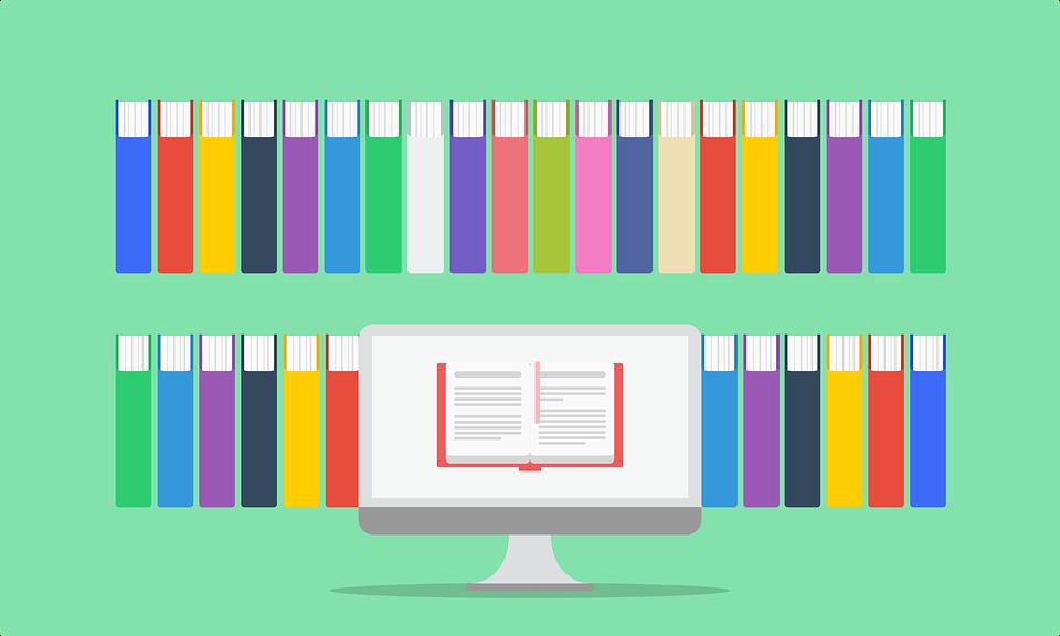 Libros y blogs como métodos de aprendizaje