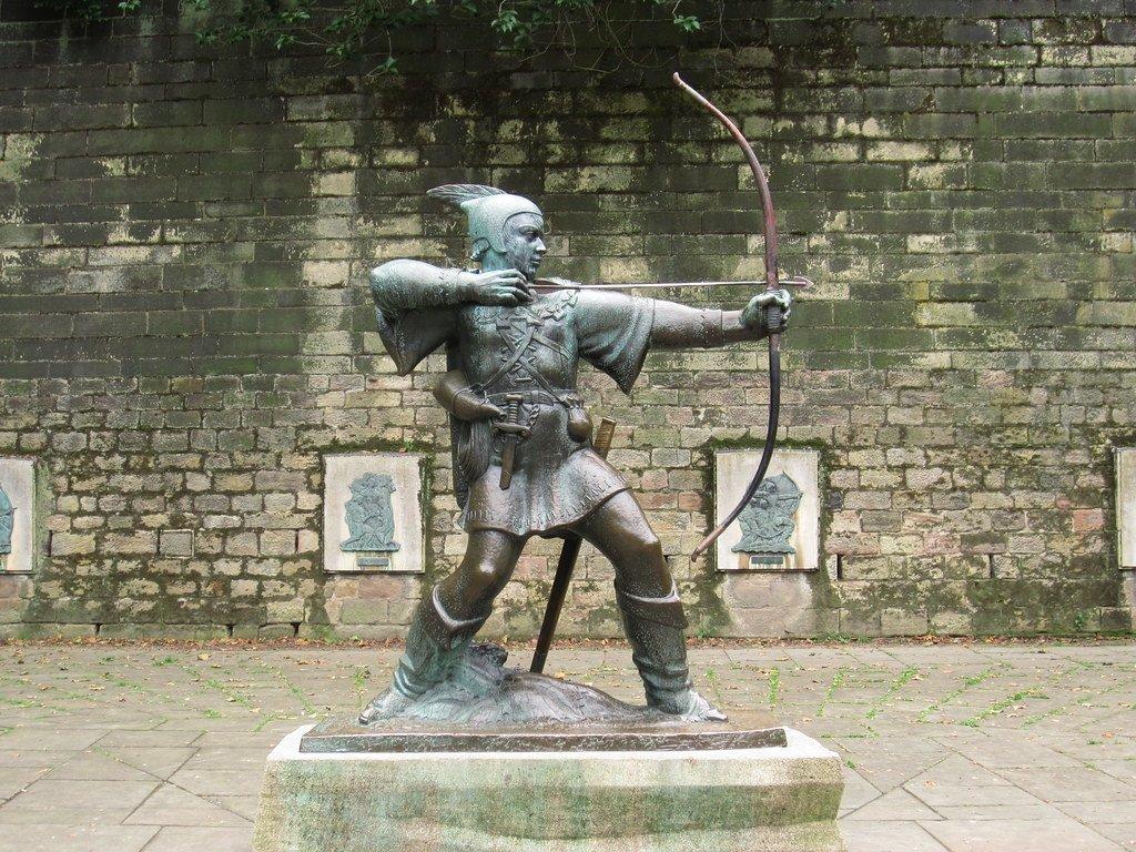 Robin Hood y la efectividad