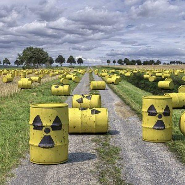 Intoxicación por radiación